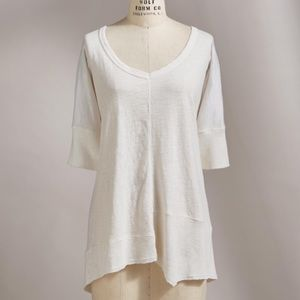 Sundance Easygoing charms top *WHITE*